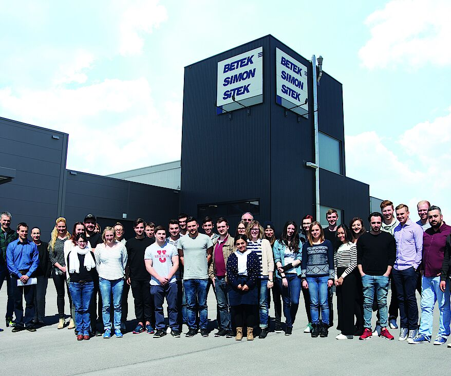 Studenten der HFU Business School Furtwangen